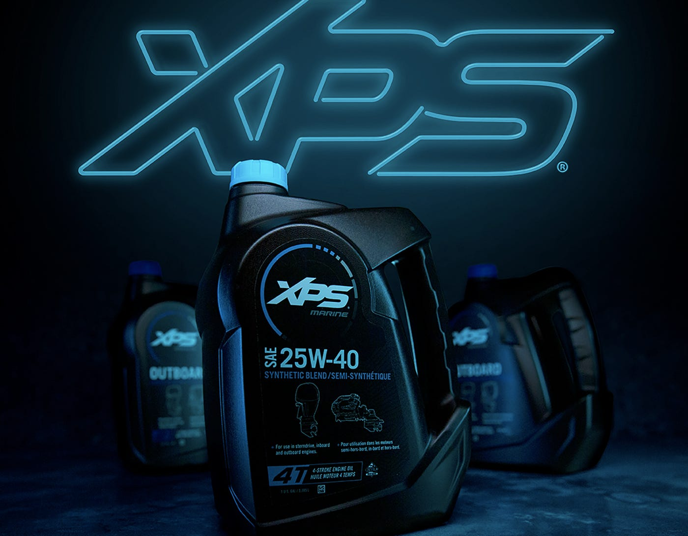 XPS Engine oils & Lubricants