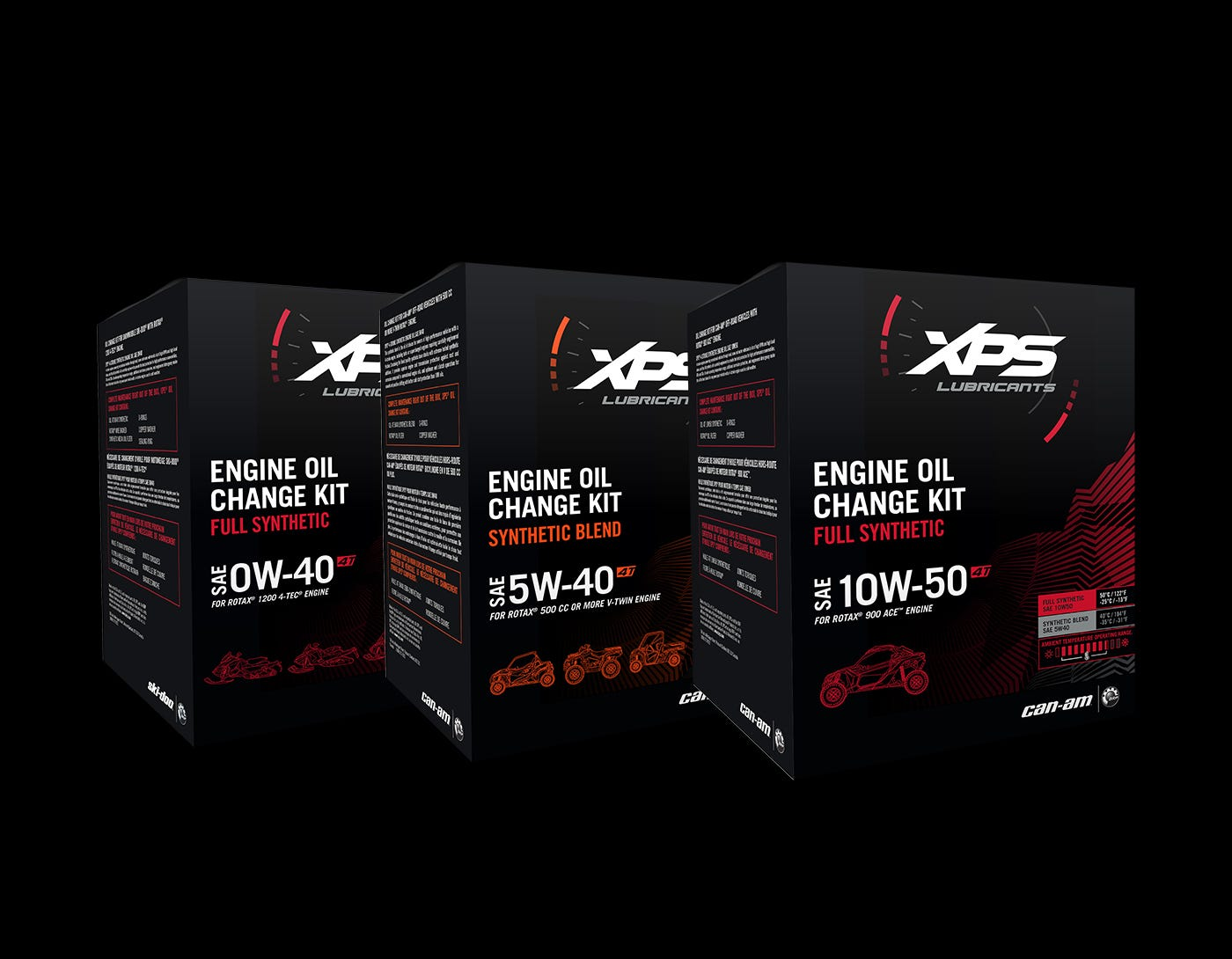 XPS Oil Change Kits